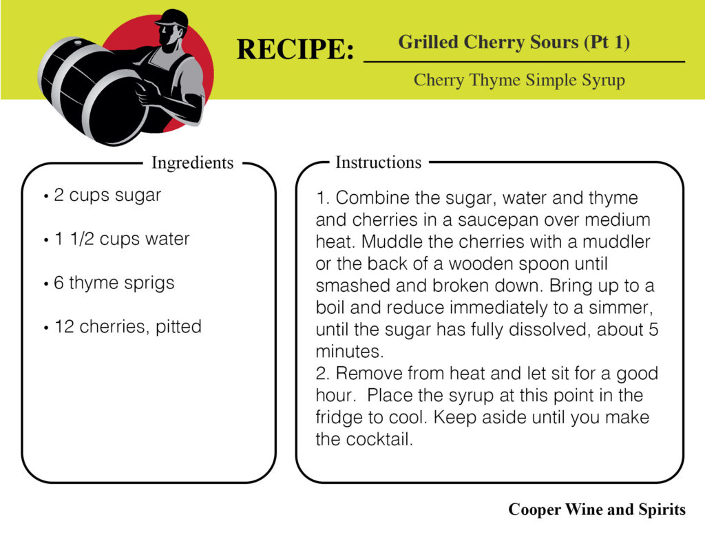grilled cherry sours pt 1