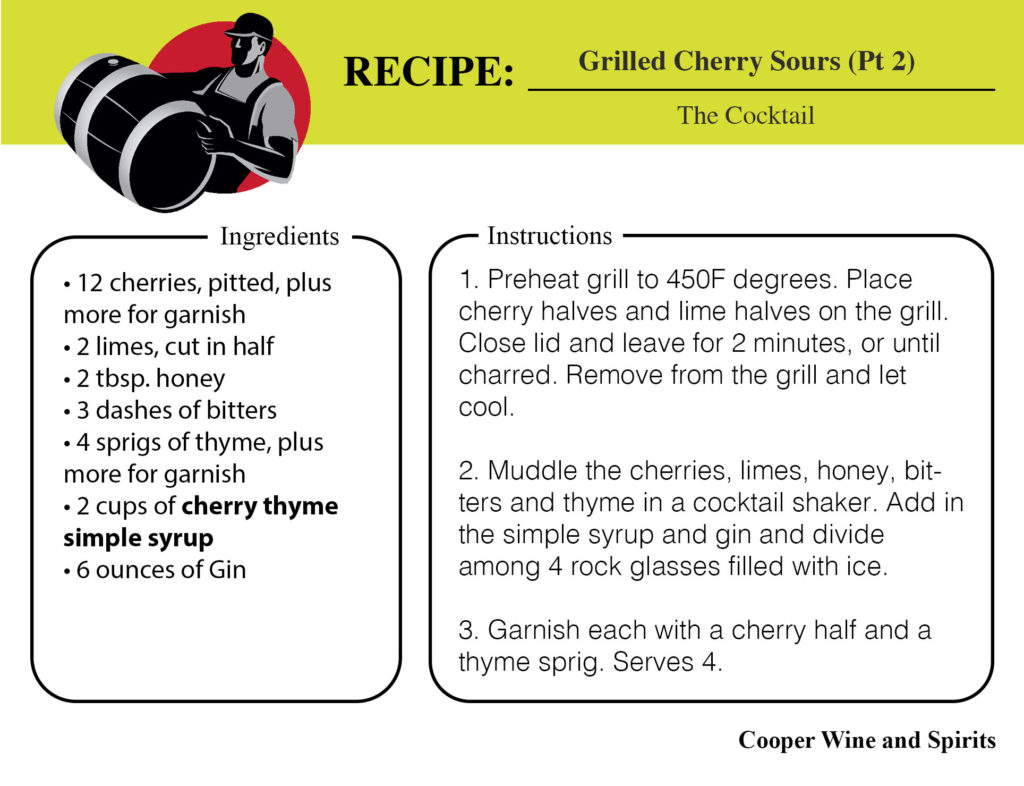 grilled cherry sours pt 2